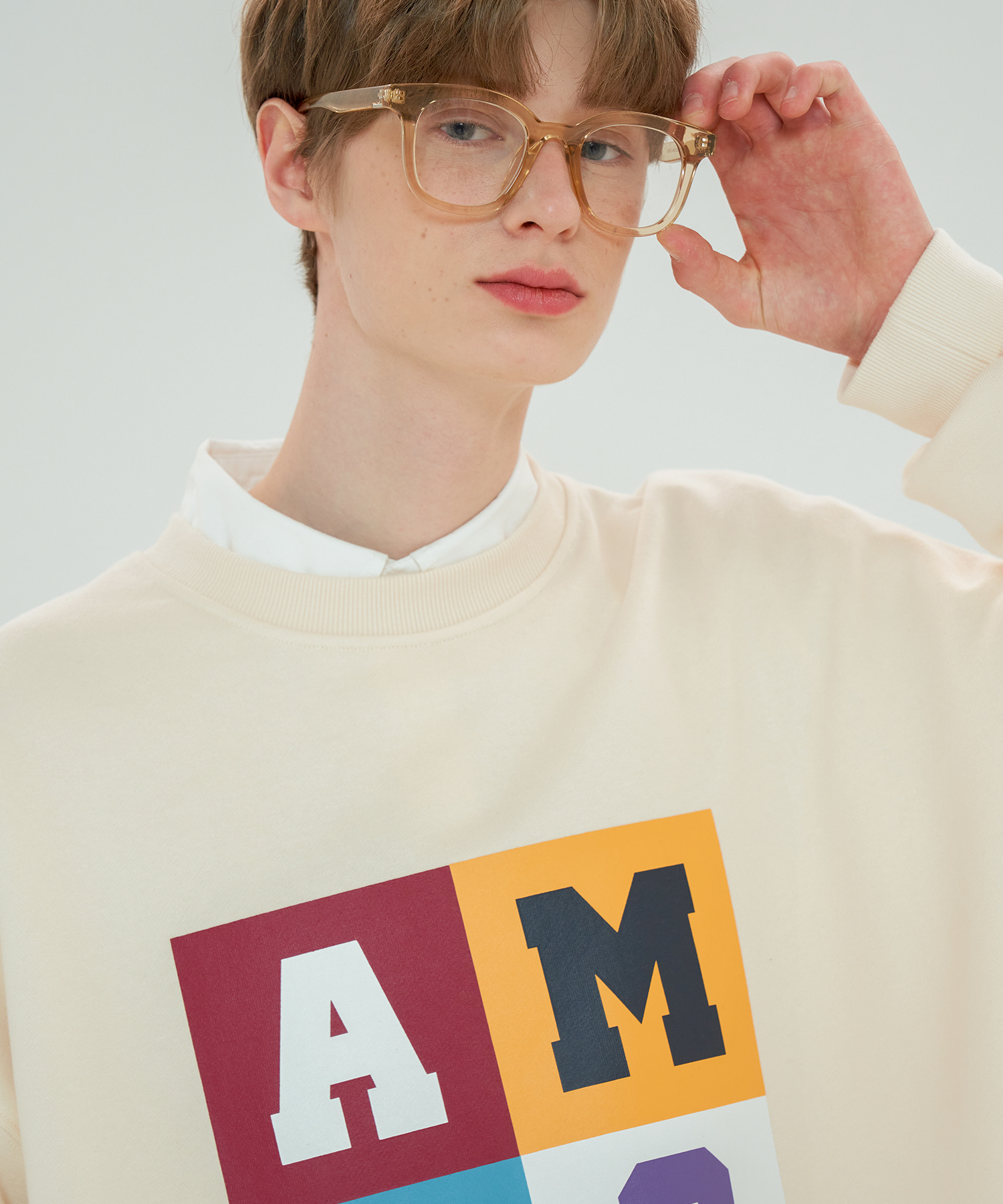 BOX LOGO SWEATSHIRTS_IV