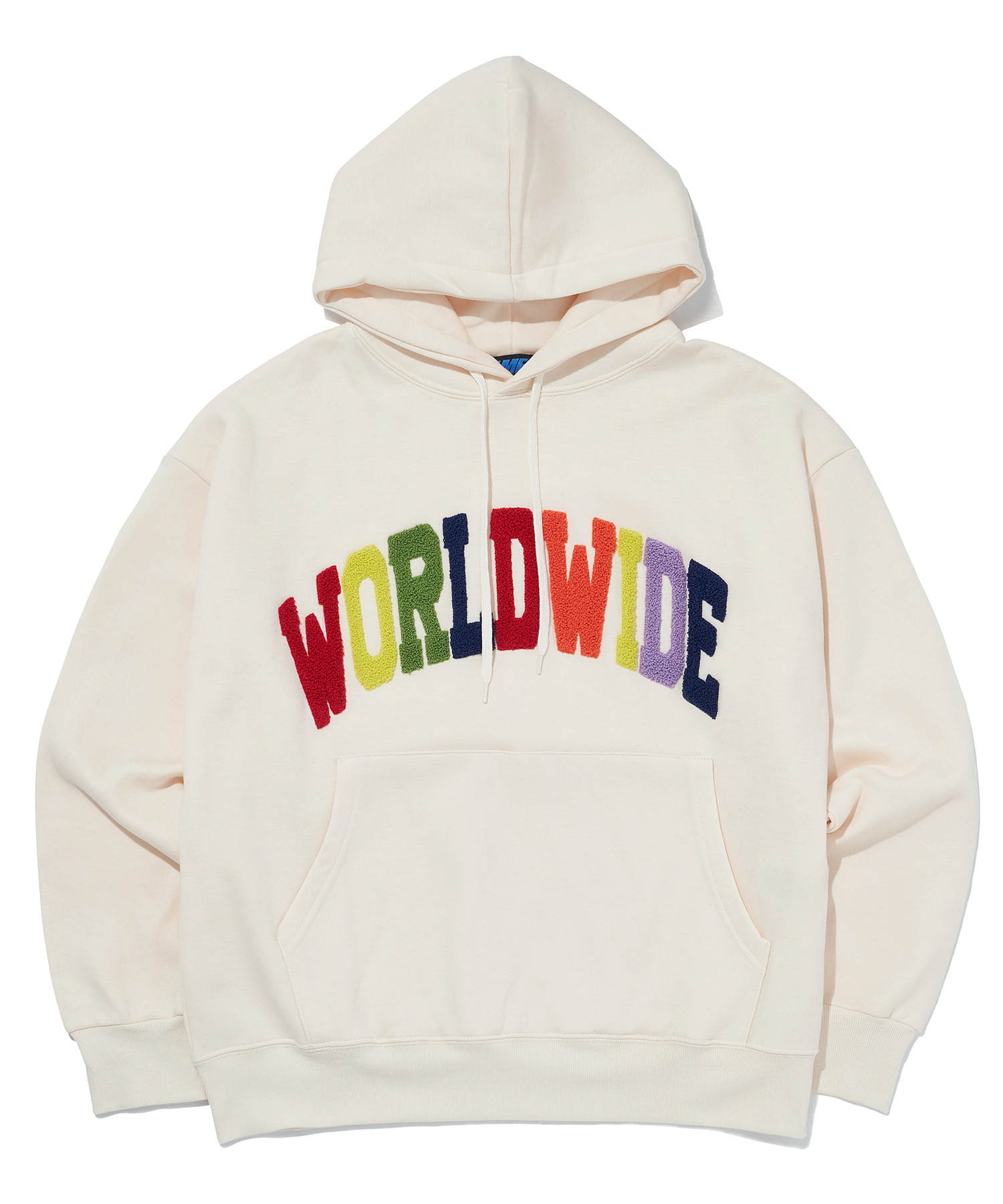 [뉴이스트 JR PICK]RAINBOW WORLDWIDE HOODIE_IV