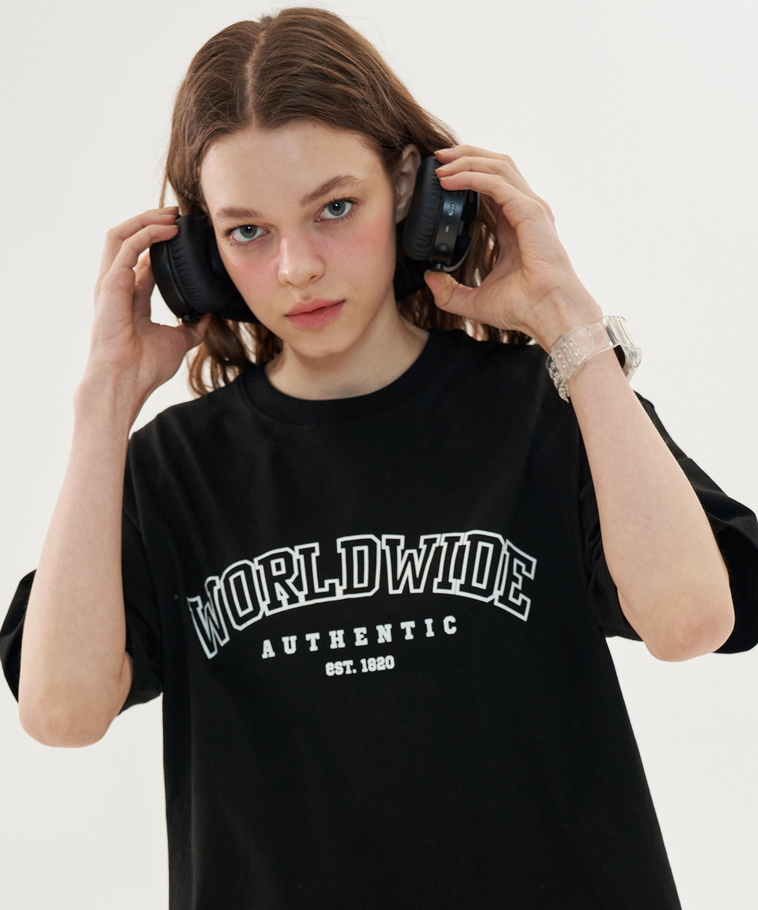WORLDWIDE AUTHENTIC T-SHIRTS_BK