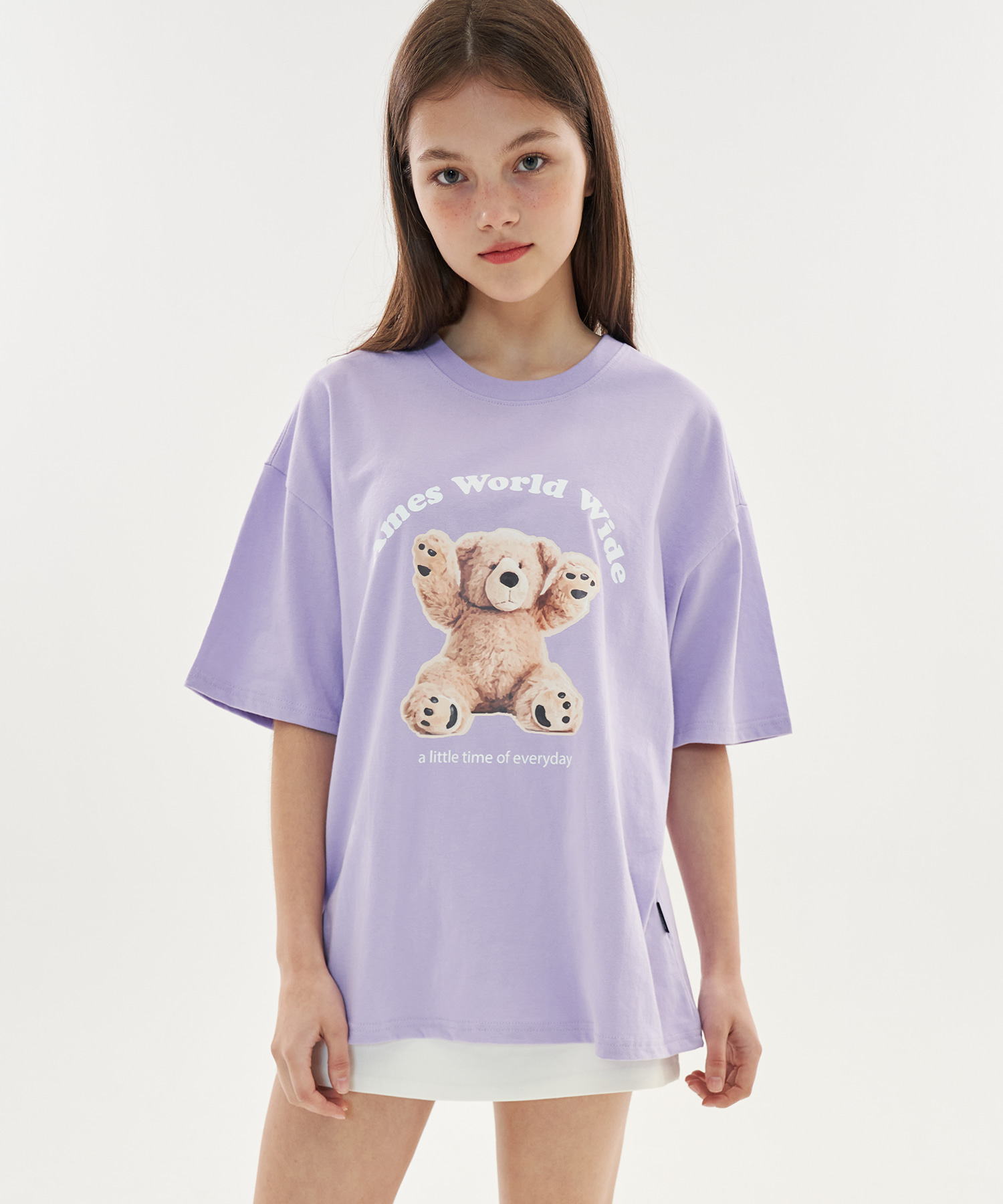 HANDS UP BEAR T-SHIRTS_PP
